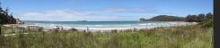 Panaroma of Surf Beach 1