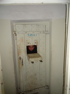 Adam in Solidtary Confinment