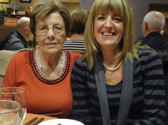 Mother and Gail