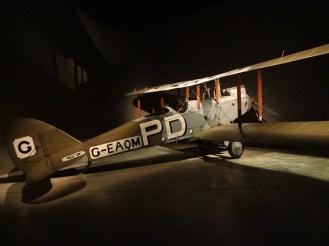 First World Plane (Type unknown!)