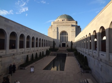 Commemorative courtyard