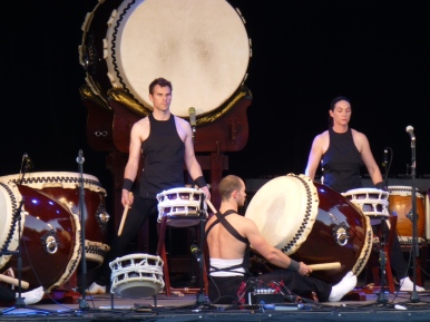 Drummer from TaikOz