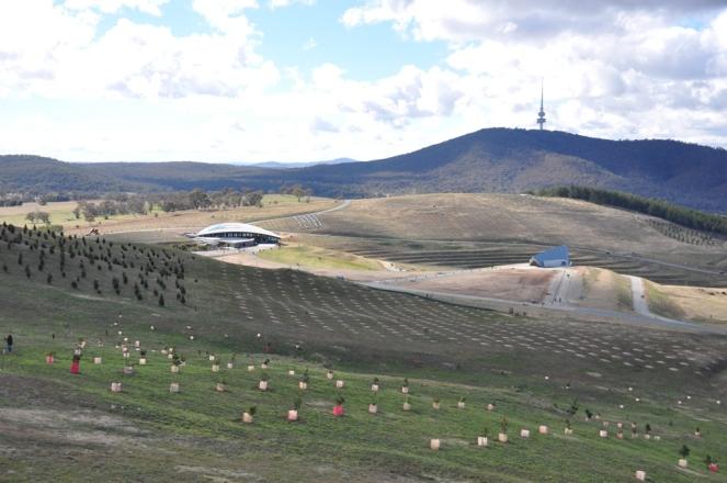 The Arboretum site