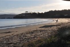 The beach at Maloneys