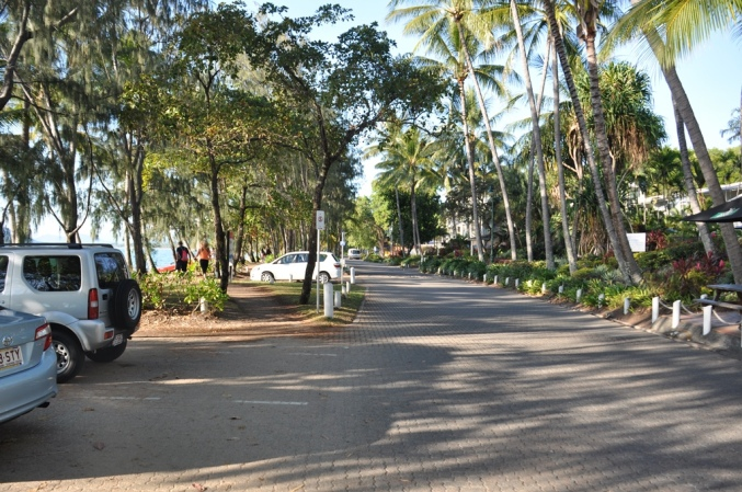 Down town Palm Cove