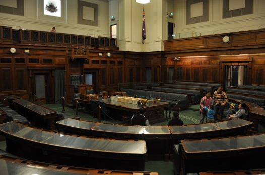 Inside the House of Representatives