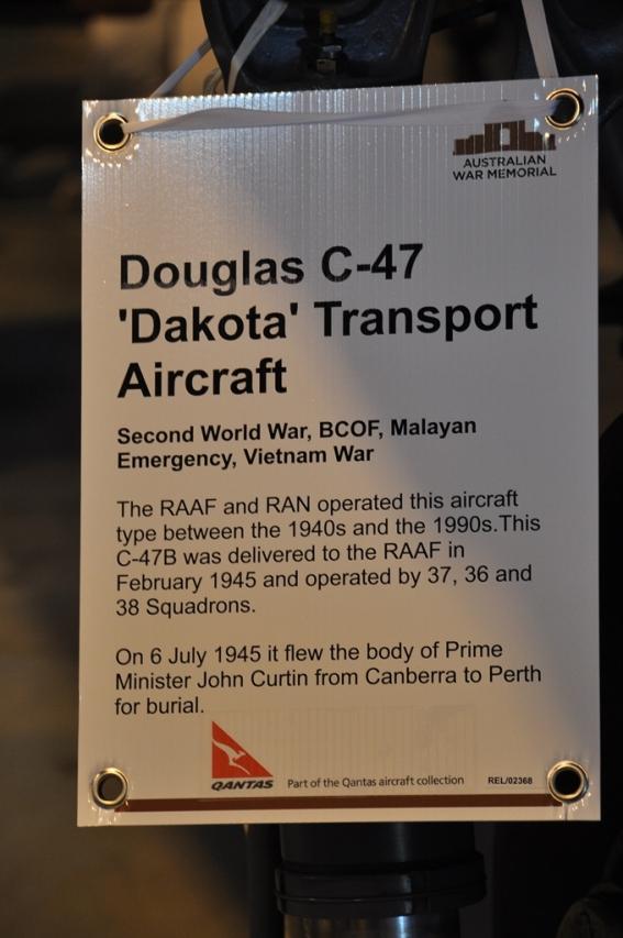 C-47 Douglas Transport Plane details