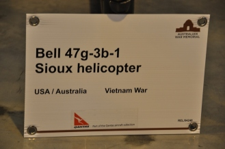 Sioux Helicopter details