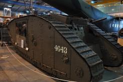 World War 1 Tank