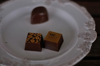 "Some of the chocolate at the Robyn Rowe ""Chocolate d'Or"""