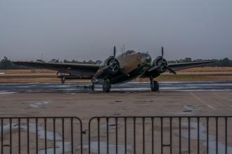 And finally the Lockheed Hudson