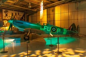 A Mk8 Spitfire