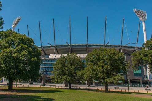 The MCG from the outside