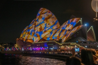 Opera House goes mad...
