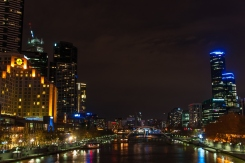 One final picture of the Yarra River.