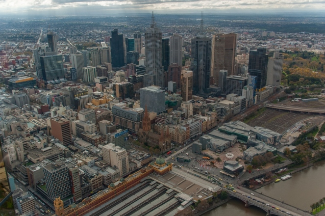 Downtown Melbourne