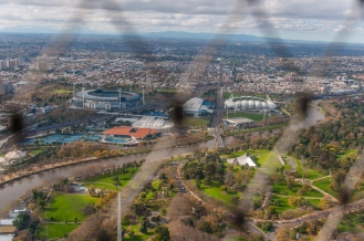 The 'G, Rod Laver Arena and the AAMI Stadium