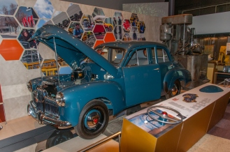 The very first Holden built in Australia.