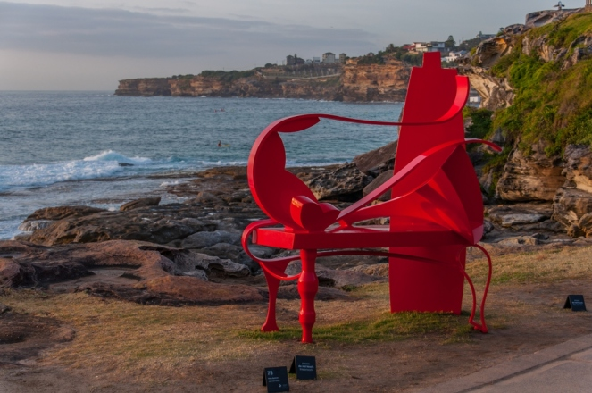 Redtrumpet Redtable by Phillip Spelman, NSW